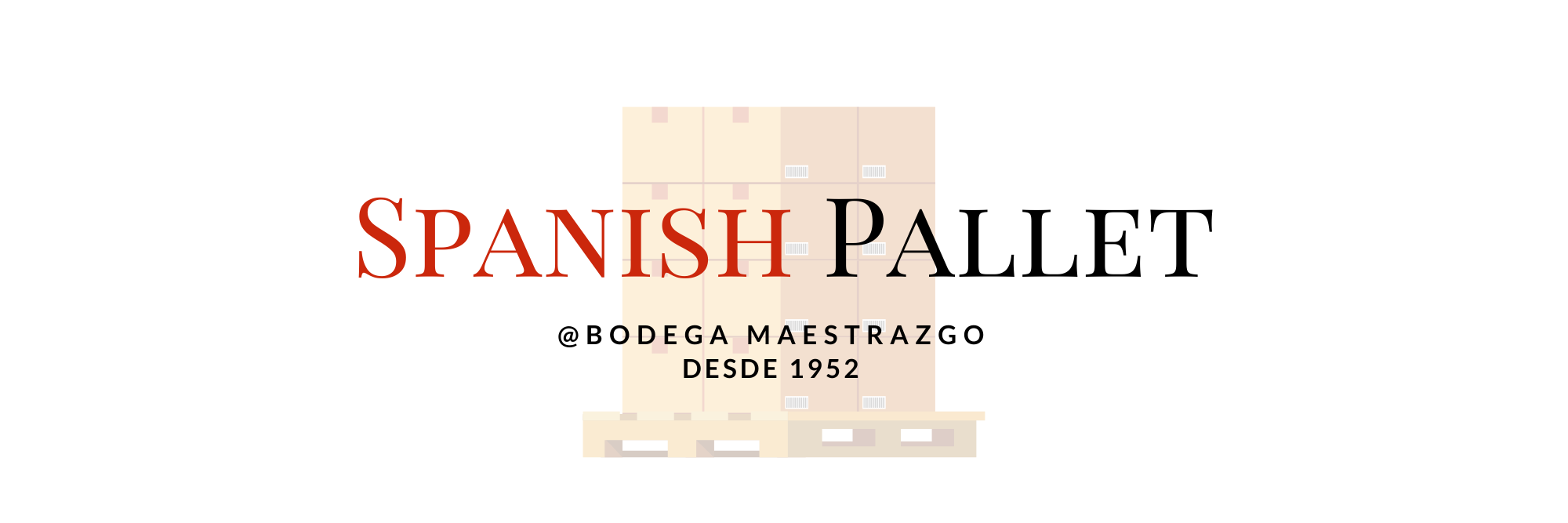 The Spanish Pallet @ Bodega Maestrazgo